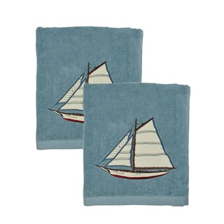Sherry Kline Fair Harbor Bath Towel (set of 2)