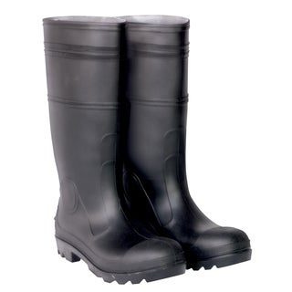 CLC Work Gear R23007 Black PVC Rain Boots