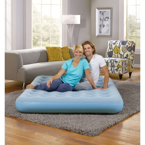 Simmons BeautySleep Smart Aire Queen size Inflatable Air Mattress