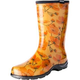 Sloggers 5016CAD06 California Dream Garden Boot
