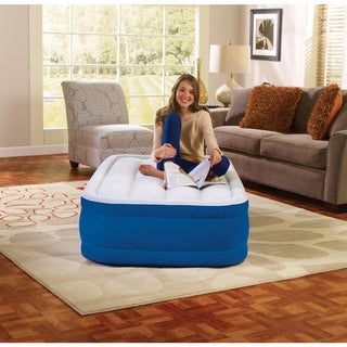 Link to Simmons BeautyRest Plushaire 15 inch Twin-size Express Air Mattress Similar Items in Bedroom Furniture