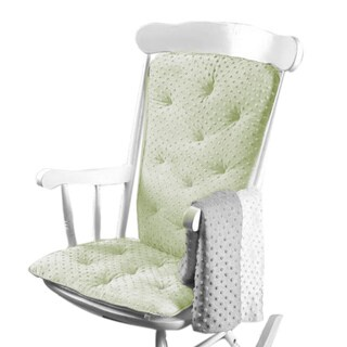 BabyDoll Heavenly Soft Polyester Adult Rocking Chair Cushion