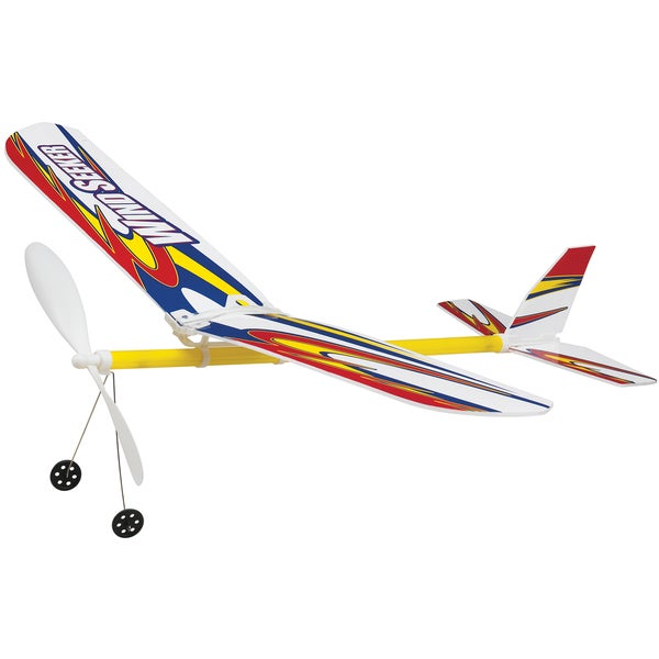Estes 04018 Wind Seeker Rubber Band Glider