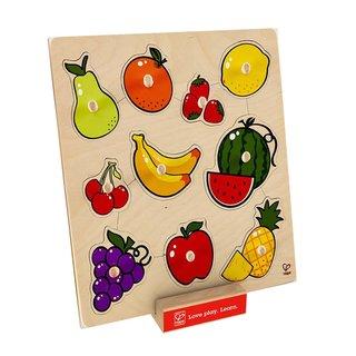 Hape Fruit Knob Puzzle