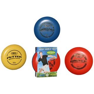 Emsco Group 53075 Disc Golf Starter Set