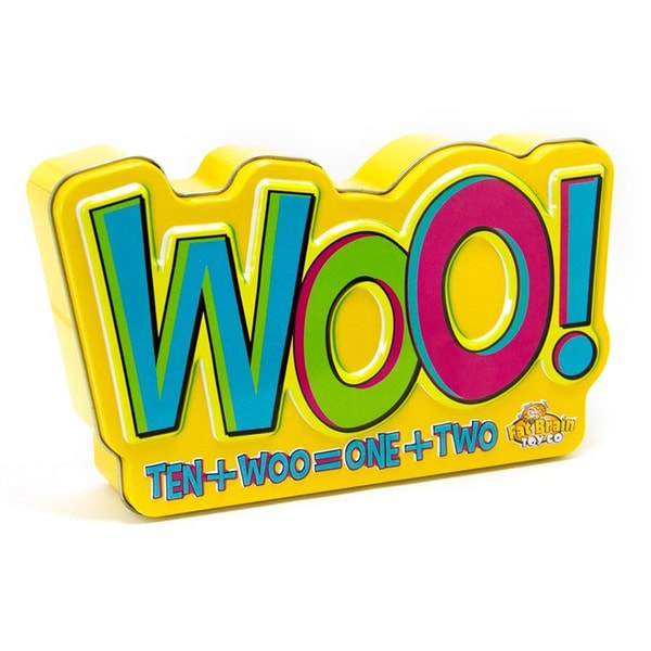 Fat Brain Toy Co FA104-1 WOO! Game