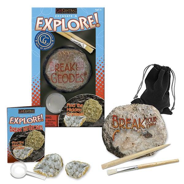 Rock N RC DGBYG Geode Excavation Kit