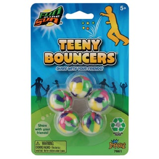 Imperial Toy 07661 Fun In The Sun Teeny Bouncers Assorted Colors 5-count