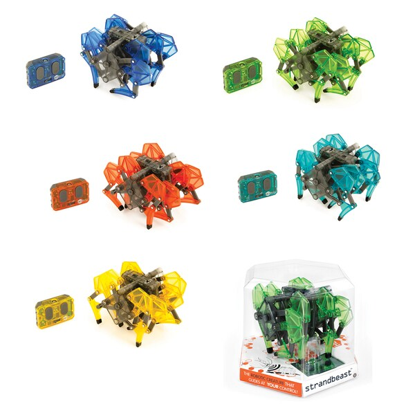 Hex Bug 477-2825 Hexbug Strandbeast Assorted Colors