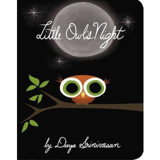 Penguin 01579 Little Owl Night Children's Book