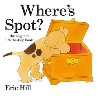 Penguin 20758 Where's Spot? Children's Book