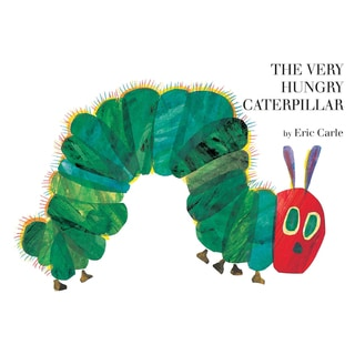 Penguin 22690 The Very Hungry Caterpillar Children's Book