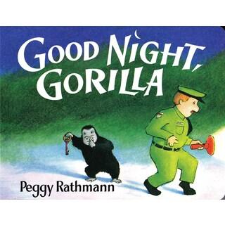Penguin 23003 Goodnight Gorilla Children's Book