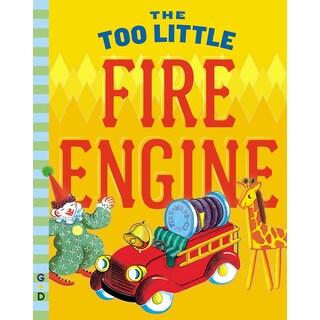 Penguin 48217 The Too Little Fire Engine Children's Book