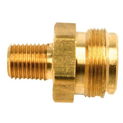 """Mr Heater F273755 1/4"""" Male Pipe Thread X 1"""" 20 Throwaway Cylinder Thread"""