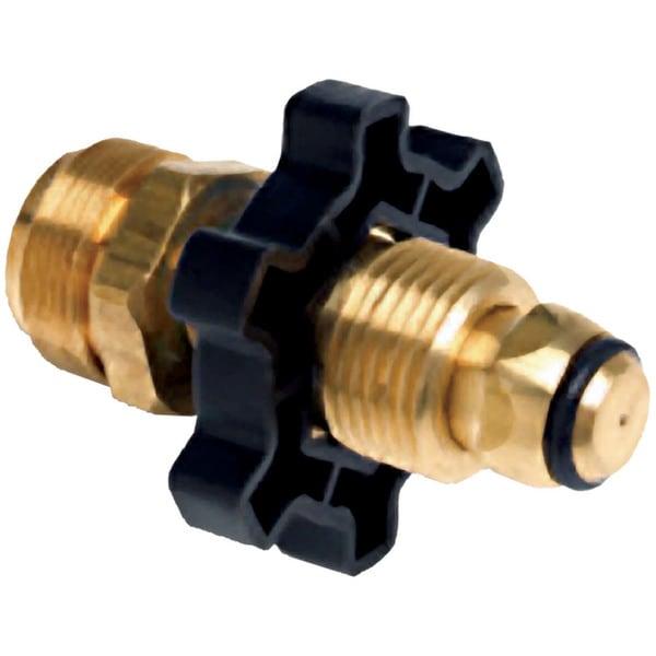 Mr Heater F273758 Propane Bulk Cylinder Adapter With Handwheel