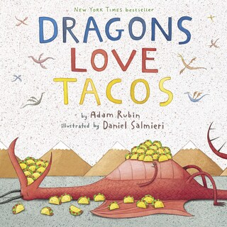 Penguin 73680 Dragon Loves Tacos Children's Book