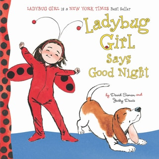 Penguin 73893 Ladybug Girl Says Goodnight Children's Book