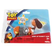 Poof Slinky 2252BL Toy Story Wind-Up Slinky Dog