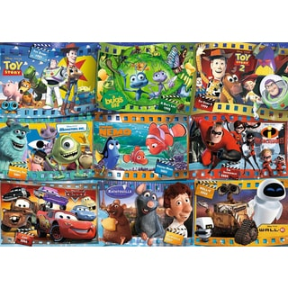 Ravensburger 19222 1000 Piece Disney Pixar Movie Puzzle