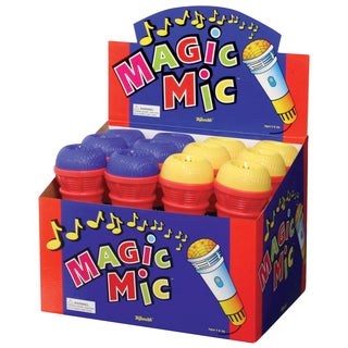 "Toysmith 00180 9.5"" Magic Mic Assorted Colors"