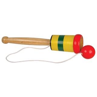 Toysmith 00619 Wood Catch Ball