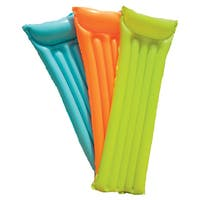 """Intex 59703EP 72"""" X 27"""" Inflatable Floating Mat Assorted Colors"""