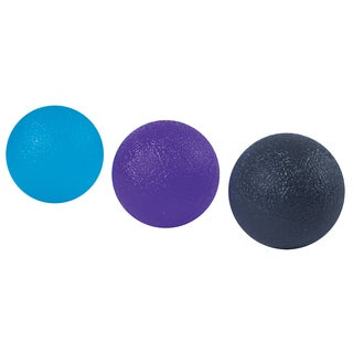 Spirit TCR 014001 Hand Strengthening Balls 3 Pack