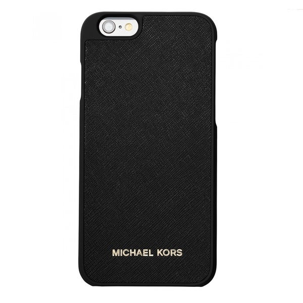 b70a73ea102 Shop Michael Kors Letters Black iPhone 6/ 6s Case - Free Shipping On ...