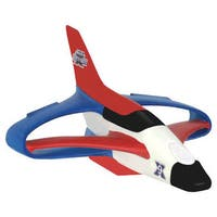 "Toysmith 74900 9"" X Stream X Glider Plane Assorted Colors"