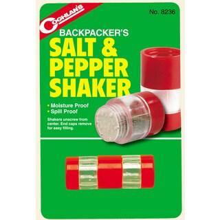 Coghlans 8236 Backpacker's Salt & Pepper Shaker