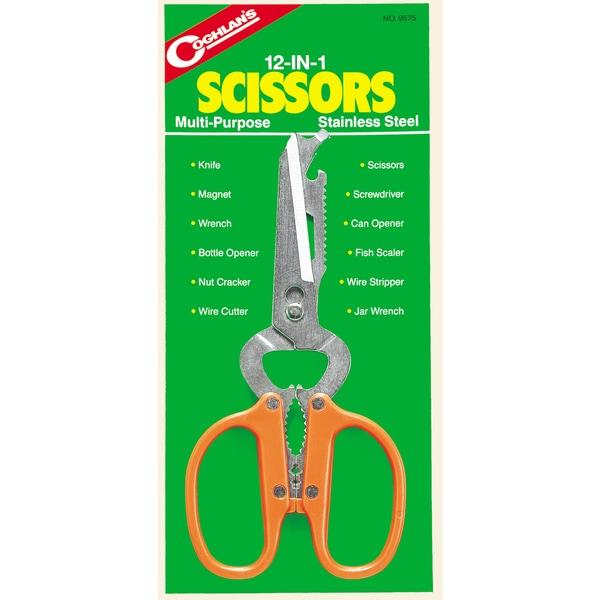 Coghlans 9575 12 In 1 Scissors