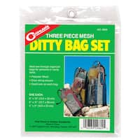 Coghlans 9869 Mesh Ditty Bag Set 3-count