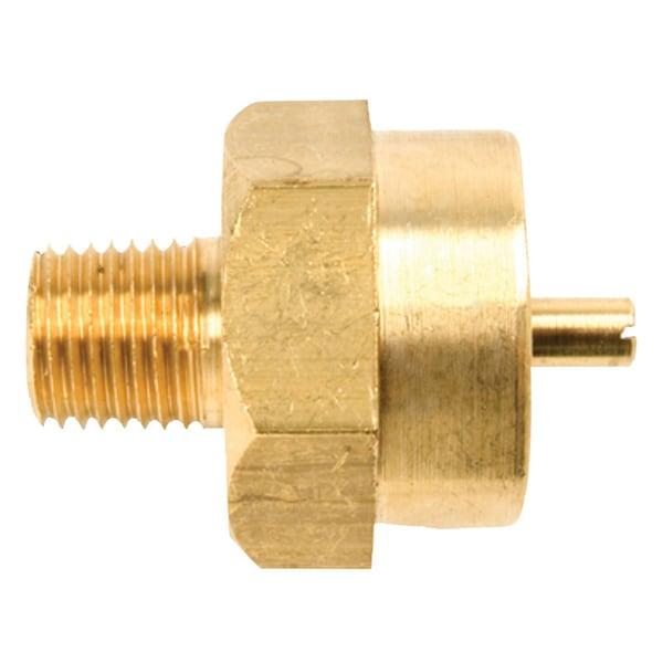 "Mr Heater F273754 1/4"" Male Pipe Thread X 1"" Female Thread"