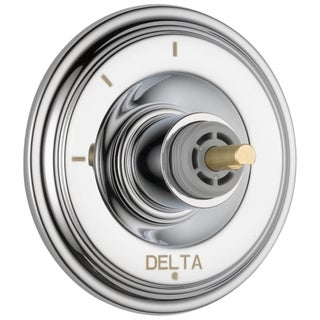 Delta Cassidy 3-Function Diverter Trim Kit Only in Chrome (Valve and Handle Not Included) T11897-LHP