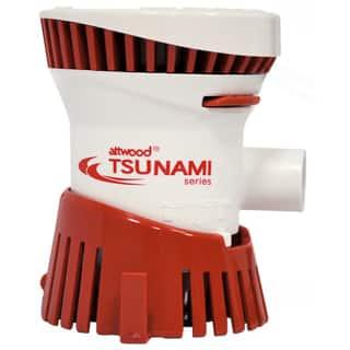 "Attwood 4606-7 3/4"" 500 GPH Tsunami Bilge Pump"