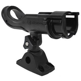 Attwood 5009-4 Black Heavy Duty Rod Holder