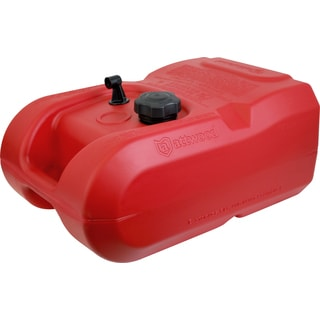 Attwood 8806LP2 6 Gallon EPA & CARB Certified Fuel Tank