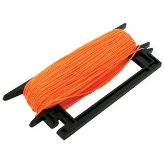 Marshalltown 921 250' Orange Braided Nylon Line Winder