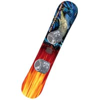 "Emsco Group 1069 45"" X 11"" Freeride 110 Blue Dragon Snowboard Assorted Colors"