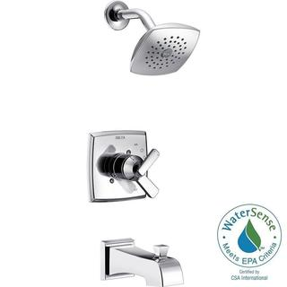 Delta Ashlyn Monitor 17 Series Tub and Shower Trim