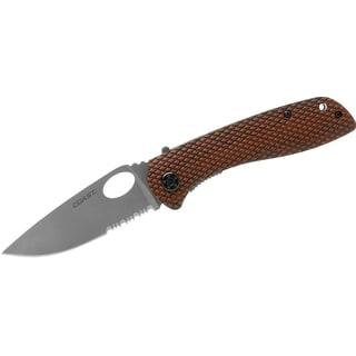 "Coast 19555 7-3/4"" Double Lock Folding Knife"