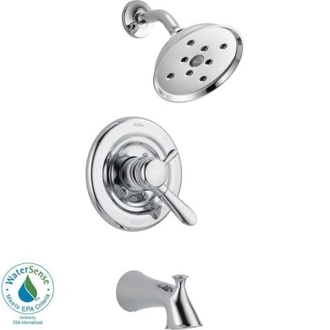Delta Lahara Monitor 17 Series H2Okinetic Tub and Shower Trim