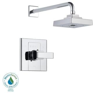 Delta Arzo 1-Handle 1-Spray Shower Faucet Trim Kit Only in Chrome (Valve Not Included) T14286