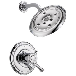 Delta Cassidy Monitor 17 Series H2Okinetic Shower Trim T17297 Chrome