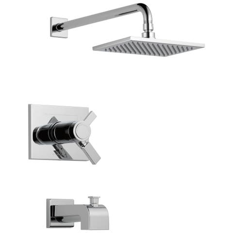 Delta Vero TempAssure 17T Series Tub & Shower Trim T17T453 Chrome