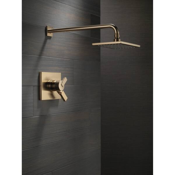 Shop Delta Vero Monitor 17 Series Shower Trim T17253-CZ