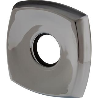 Delta Square Handle Escutcheon in Chrome RP6150