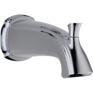 Delta Addison 7-1/2 in. Non-Metallic Pull-Up Diverter Tub Spout in Chrome RP61269