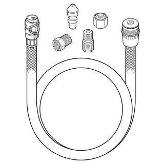 Delta Quick-Connect Vegetable/Side Spray Hose RP40308WH
